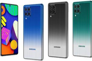 Samsung Galaxy F62 offiziell vorgestellt