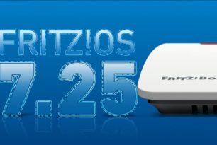 FRITZ!Box 7590 bekommt jetzt das finale FRITZ!OS 7.25