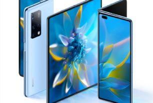 Huawei Mate X2 offiziell vorgestellt