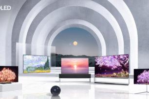 LG: Preise und Verfügbarkeiten der neuen 2021er OLED-TVs, QNED-TVs, NanoCell-TVs & UHD-TVs