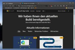 Microsoft Edge 90 ist nun im Dev-Kanal erschienen Edge Stable nun auch für M1 ARM