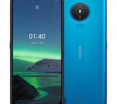 Nokia 1.4: Neues Smartphone aus dem Einsteigerbereich offiziell vorgestellt