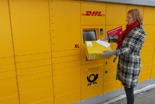 Deutsche Post (DHL) führt Poststation ein