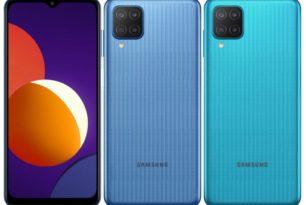 Samsung Galaxy M12 offiziell vorgestellt