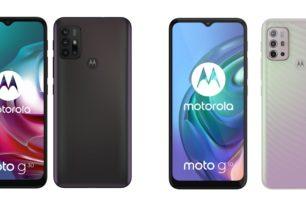 Motorola Moto G10 & Moto G30: Neue Smartphones für die Mittelklasse