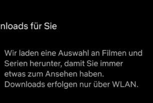 """Netflix App für Android: Neue Funktion """"Downloads für Sie"""" lädt automatisch Serien & Filme nach eurem Geschmack herunter"""