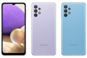 Samsung Galaxy A32 offiziell vorgestellt