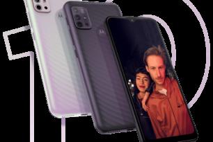 Motorola Moto G10 Power offiziell vorgestellt