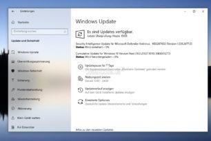 KB5001277 Windows 10 21327.1010 steht zum Download bereit [Manueller Download]