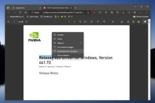 Microsoft Edge: PDF mit Video-Kommentaren kommt