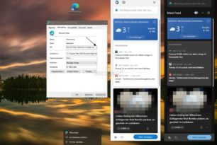 Microsoft Edge Webwidgets schon jetzt nutzen