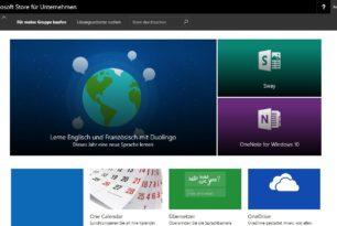 Microsoft Store for Business: Kauf von Apps ab 14.03. nicht mehr möglich