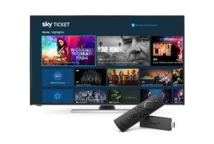 Sky Ticket App jetzt auf weiteren Amazon Fire TV-Geräten verfügbar [Update]