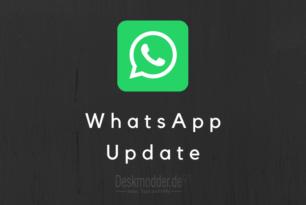 WhatsApp: Anrufe & Videocalls nun auch per Desktop-Version