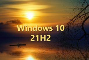 Windows 10 November 2021 Update – 19044.1288 ISOs wurden bereitgestellt
