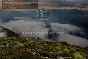 Windows 10 Team 19100 einmal angeschaut