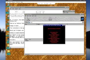 Windows 95 – Easter Egg in Internet Mail und News nach so vielen Jahren gefunden