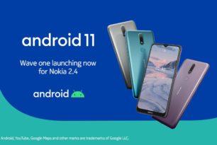 Nokia 2.4: Upgrade nach Android 11 wird verteilt