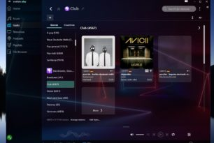 Audials Play kostenlos als App neu im Microsoft Store