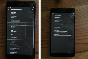 Microsoft Lumia 950 XL mit Android S [Update]