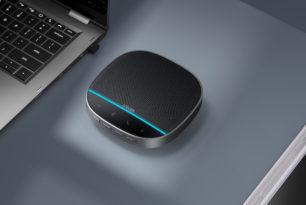 Anker: smarte KI-fähige Webcam & Konferenzlautsprecher vorgestellt