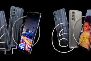 Motorola Moto G40 Fusion & Moto G60 Fusion vorgestellt