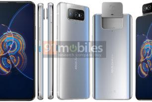 ASUS ZenFone 8 Flip & ZenFone 8: Bilder sowie vermeintliche Spezifikationen vorab aufgetaucht