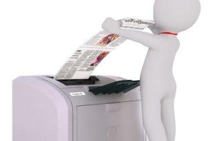 Fax wird als unsicher und nicht datenschutzkonform eingestuft