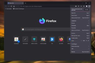 Firefox 89 und höher: Proton Benutzeroberfläche mit dem Firefox UI FIX wieder korrigieren