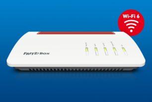 FRITZ!Box 7590 AX von AVM offiziell vorgestellt