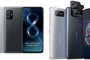 ASUS ZenFone 8 & ZenFone 8 Flip offiziell vorgestellt