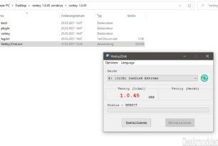 Ventoy 1.0.45 mit unattend.xml Support, ohne die ISO zu bearbeiten