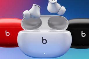 Beats Studio Buds: Neue In-Ear-Kopfhörer mit ANC vorgestellt [Update]