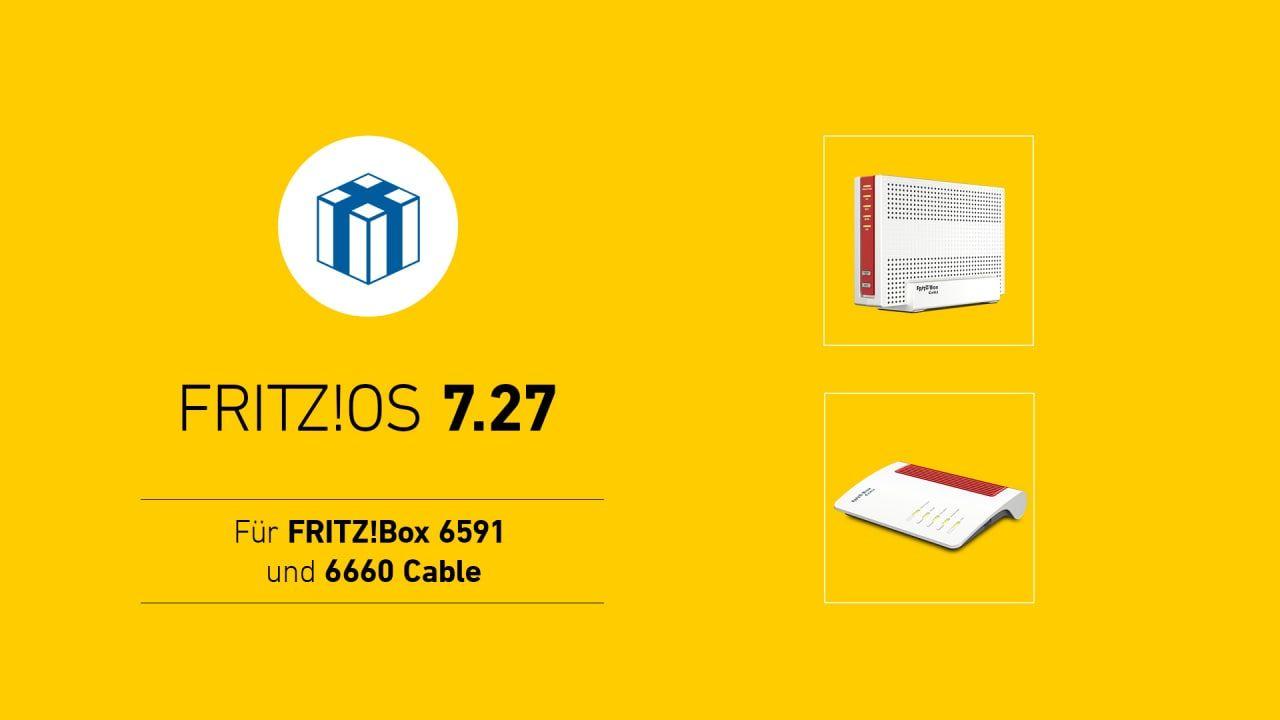 FRITZBox 20 und 20 Cable bekommen das FRITZOS 20.220 als ...