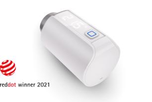 """Homematic IP stellt neuen Heizkörperthermostat """"EVO"""" vor"""