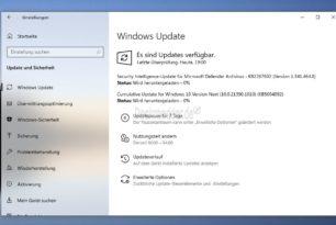 KB5004092 Windows 10 21390.1010 Das Update-Spektakel im Dev-Kanal geht weiter