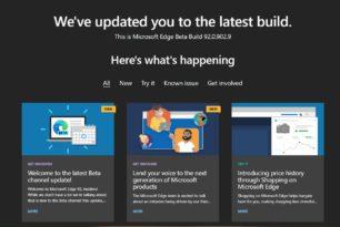 Microsoft Edge Tabvorschau in den Einstellungen aktivieren, deaktivieren – Beta jetzt 92 (92.0.902.9)
