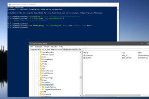 PowerShell 7.2 wird über Windows Update aktualisiert