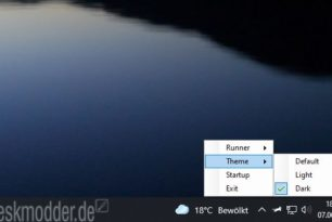 RunCat for Windows – Rennende Katze oder Papagei zeigt euch die CPU-Last in der Taskleiste