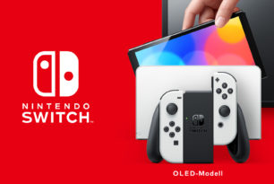 Nintendo Switch (OLED-Modell) offiziell vorgestellt