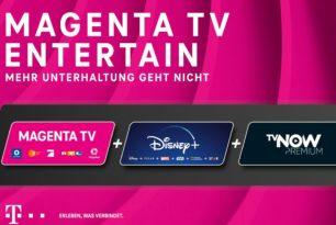 Magenta TV Entertain: Neuer Tarif der Telekom mit Disney+ vorgestellt