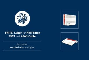 FRITZ!Box 6660 und 6591 Cable mit einem Labor-Update