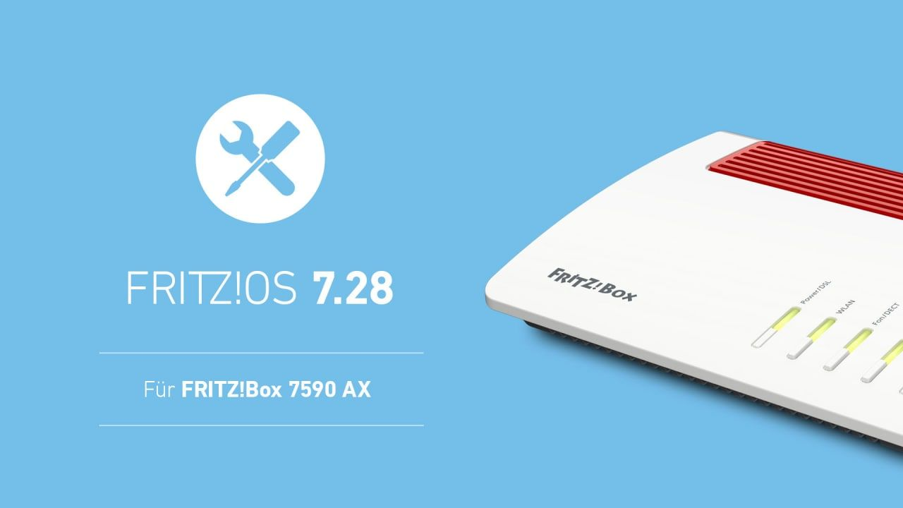 FRITZBox 20 AX bekommt das FRITZOS 20.20   Deskmodder.de