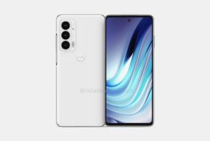 Motorola Edge 20: Erste Render-Bilder aufgetaucht