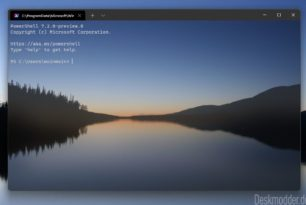 PowerShell 7.20 als Preview 8 erschienen