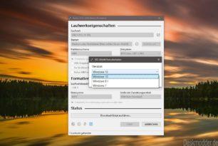 Rufus 3.15 unterstützt jetzt vtsi-Dateien (Ventoy) und vieles mehr [Update: Jetzt Final]