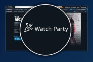 Amazon Prime Video: Watch Party Feature nun auch auf ersten Fire TV Geräten verfügbar [Update]