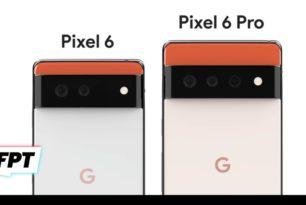 Google Pixel 6 & Google Pixel 6 Pro: Das sollen die Ausstattungen sein