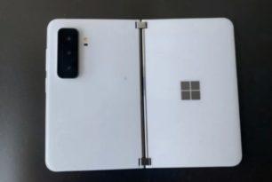 Surface Duo 2 erste Bilder geleakt