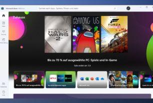 Windows 11 Store App wurde aktualisiert, aber es gibt noch einiges zu tun